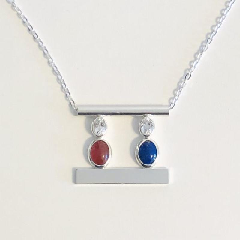 コリアン・ネックレス「Korean Necklace」