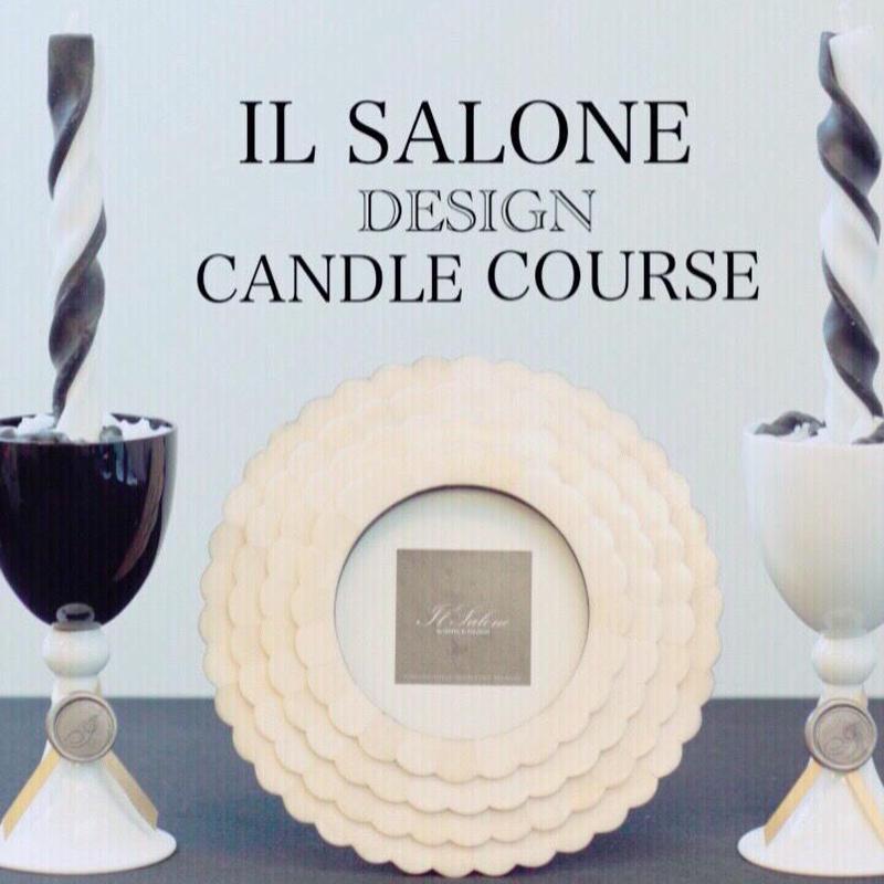 IL SALONE CANDLE  DIPLOMA  本部講習 (東京)