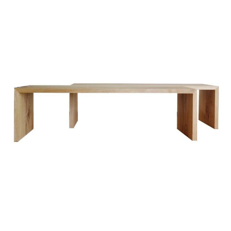 【受注生産品】オリジナルリビングテーブル LTO/04W(ナラ)