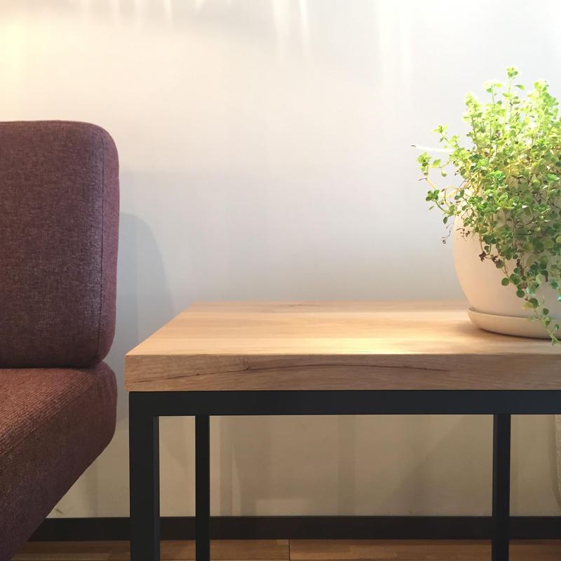 【受注生産品】オリジナルサイドテーブル STO/01(ナラ)