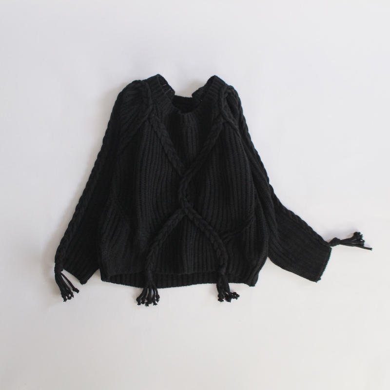 belly navel sweater tops