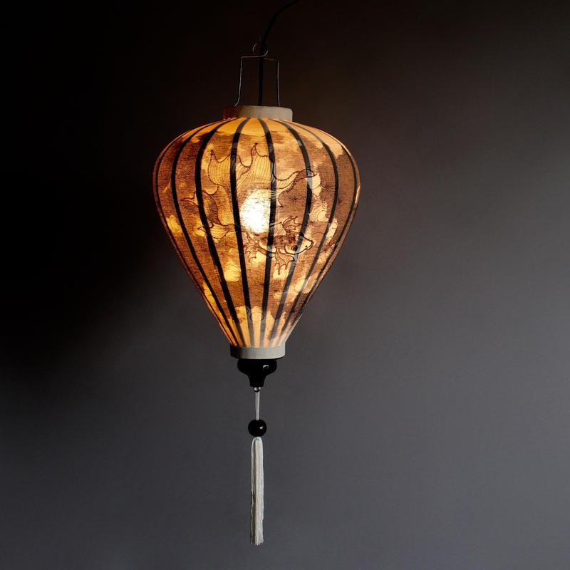 Hoi-An story Koi Lamp(ランタン)大