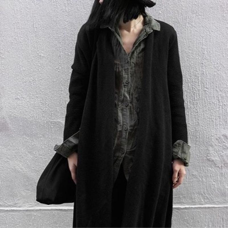 3colors-darkwind linen shirt
