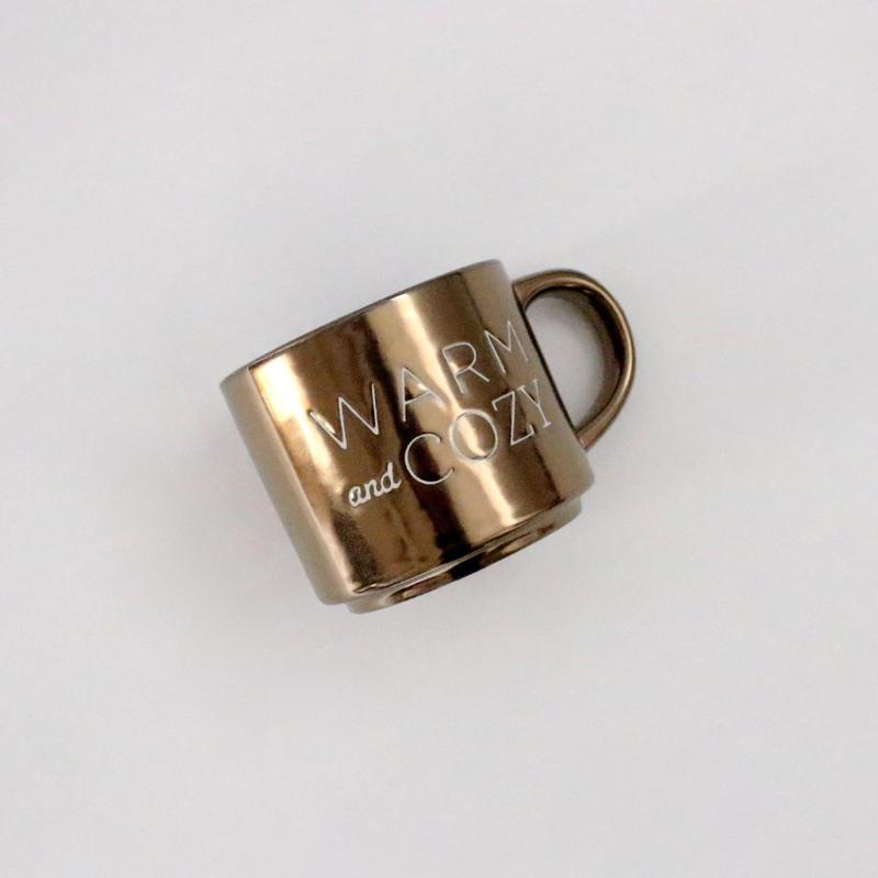 warm & cozy Mug cup