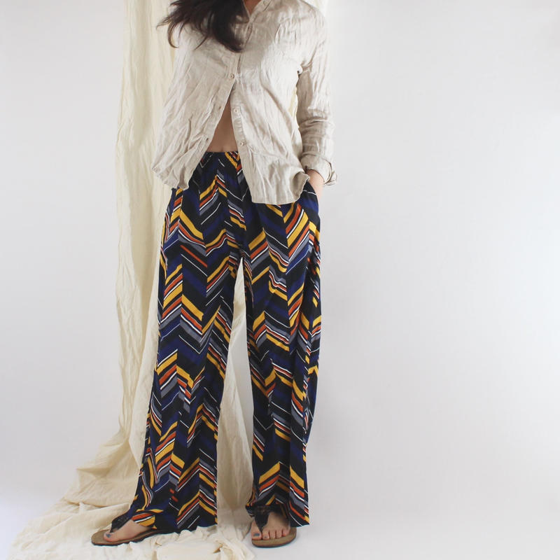 big wave  easy pants
