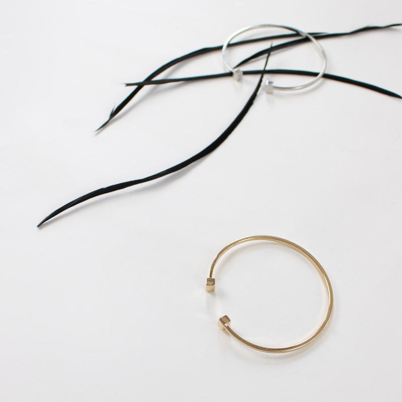 2colors-minimalist style bracelet