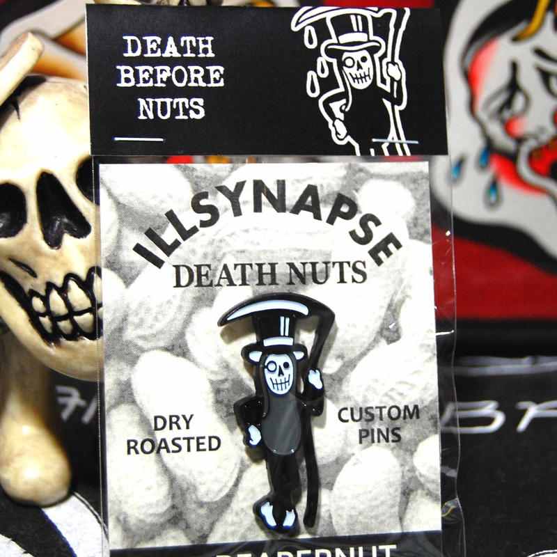MR.REAPER NUT Pins