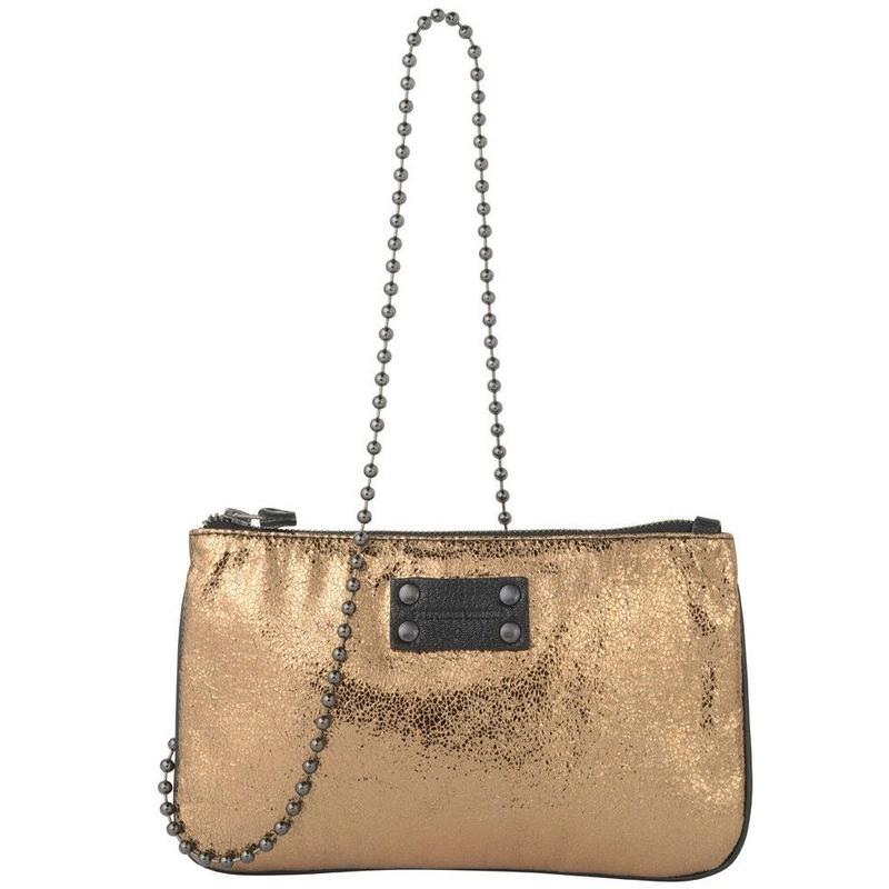 【STEPHANE VERDINO】LIGHT  SAC UNO  Marrone 2WAYポシェット