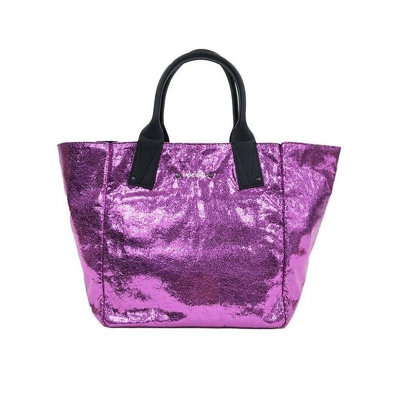【VERDINO  PARIS】ヴェルディーノ Light Papillon  Rosa     ライト    ハンドバッグ    ローズピンク