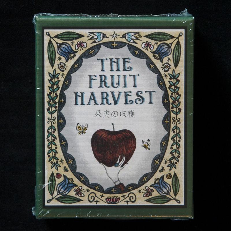【Made in TAKAMATSU CITY ボードゲーム】果実の収穫 ~the fruit harvest~