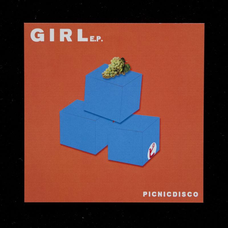 【CD-R】【Made in TAKAMATSU CITY】ピクニック・ディスコ / GIRL E.P.