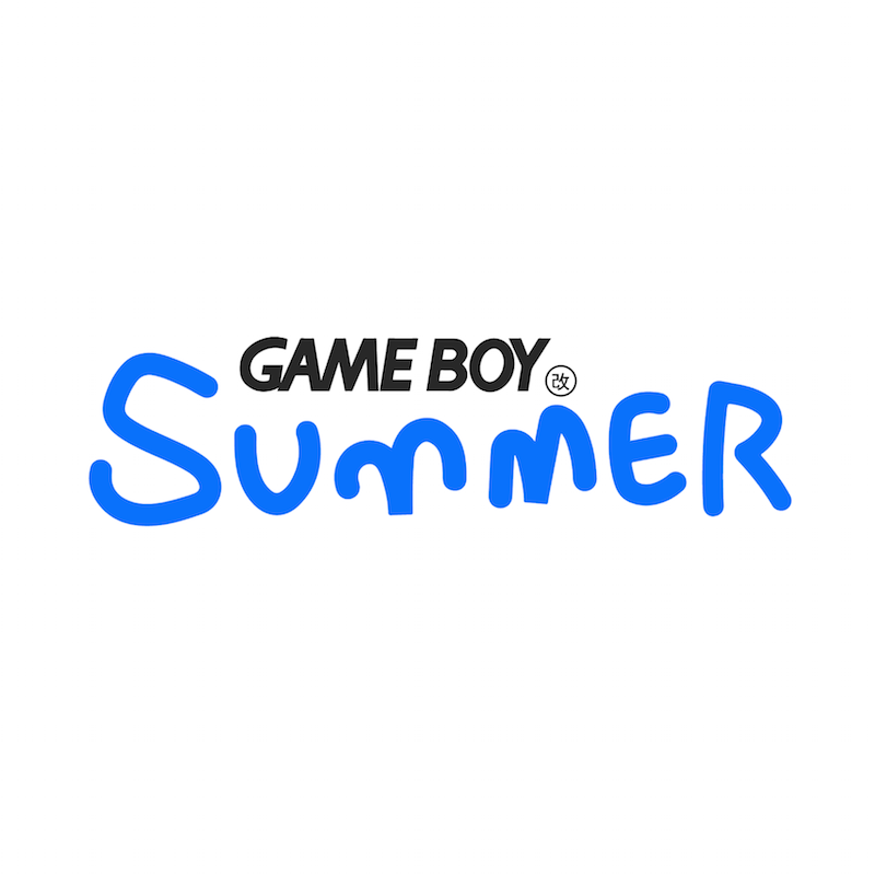 Gameboy Summer