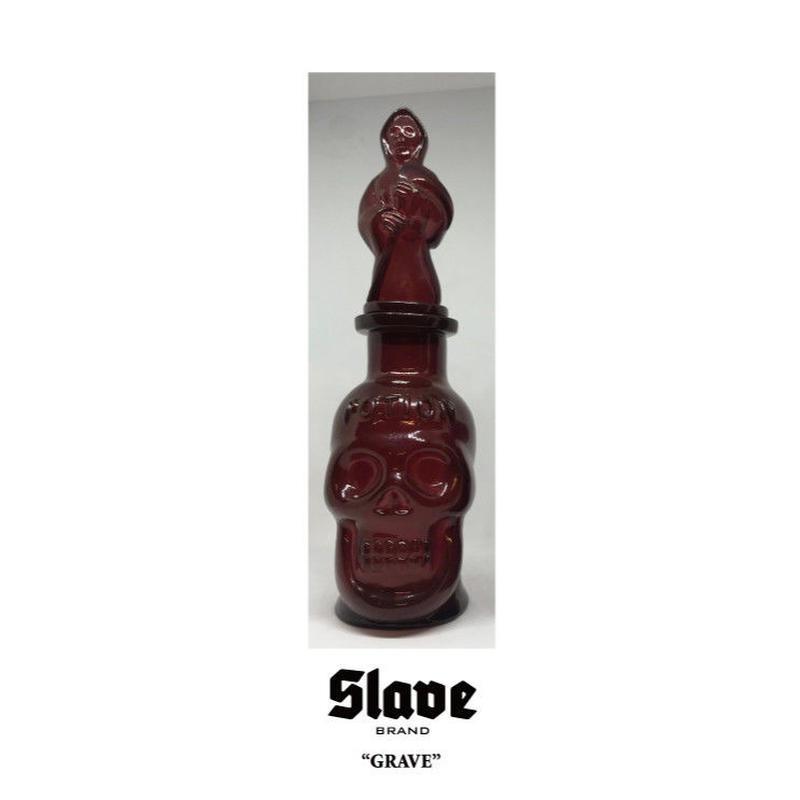 "SLAVE BRAND ""GRAVE"" Brown Blank"