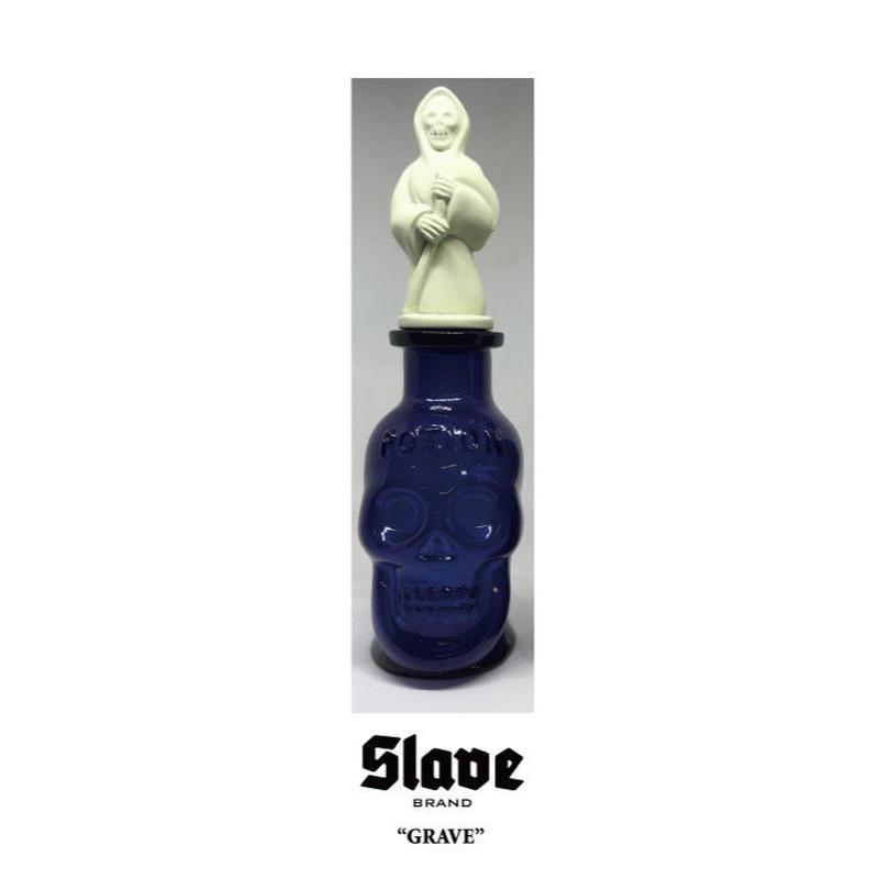"""SLAVE BRAND """"GRAVE"""" BLUE Paint"""
