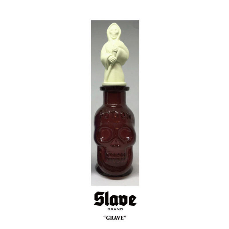 "SLAVE BRAND ""GRAVE"" BROWN Paint"