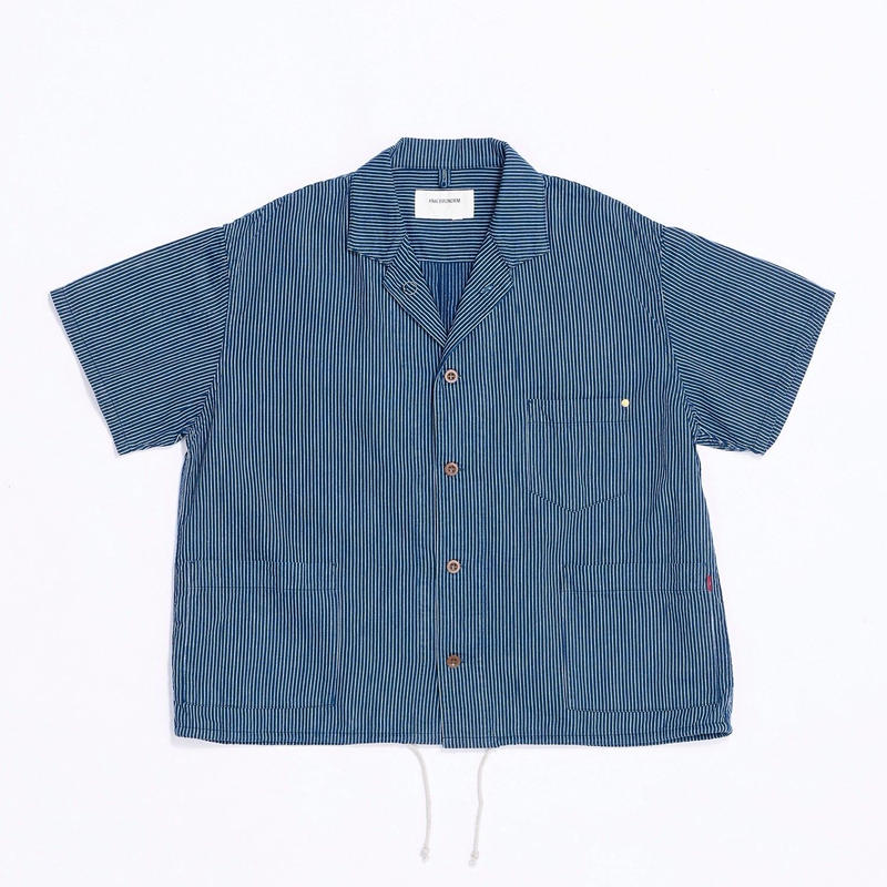 S/S COVERALL SHIRT