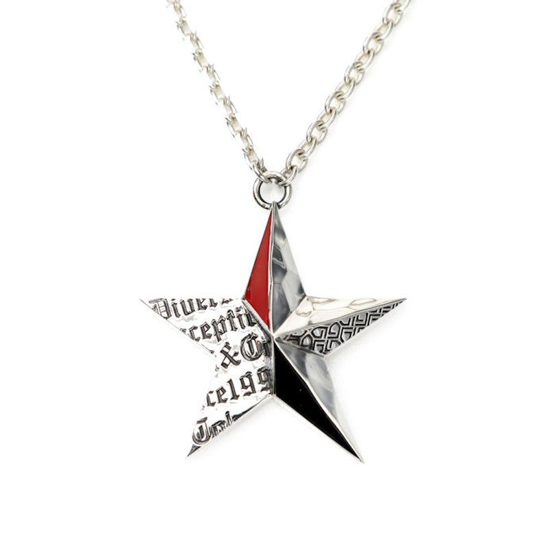 Union Star Pendant - L