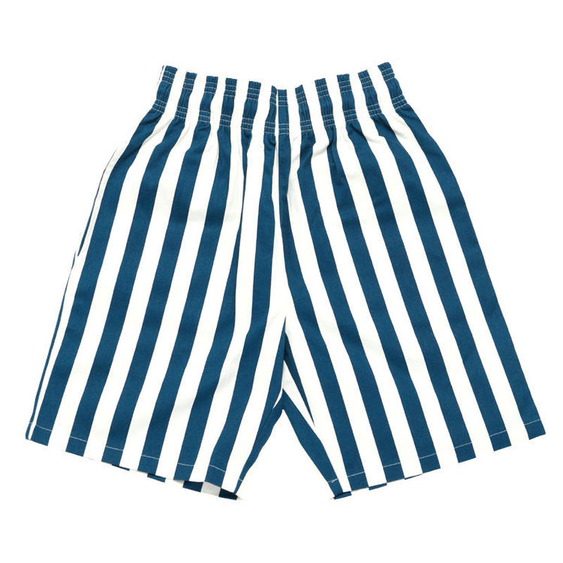 Chef Short Pants - Wide Stripe