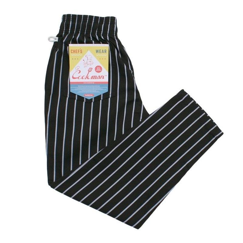 Chef Pants -PINSTRIPE
