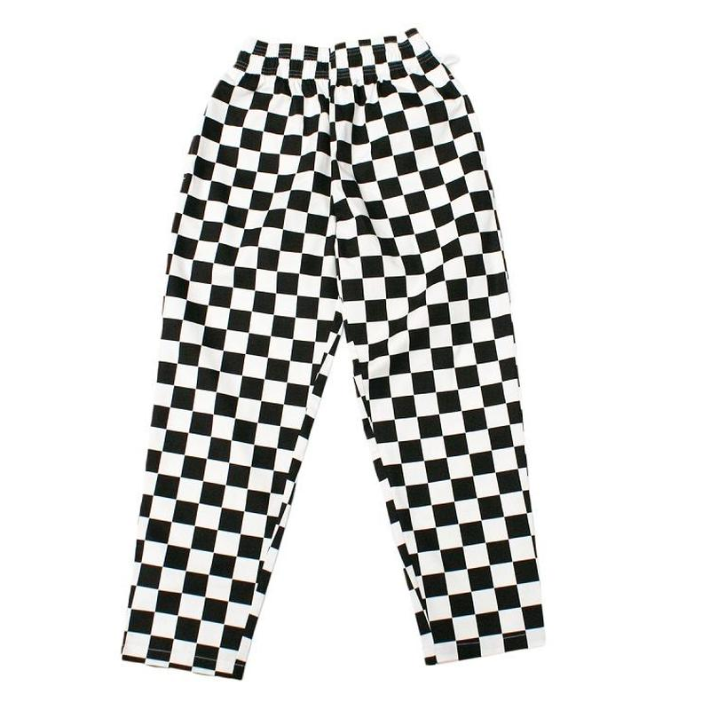 Chef Pants - CHECKER