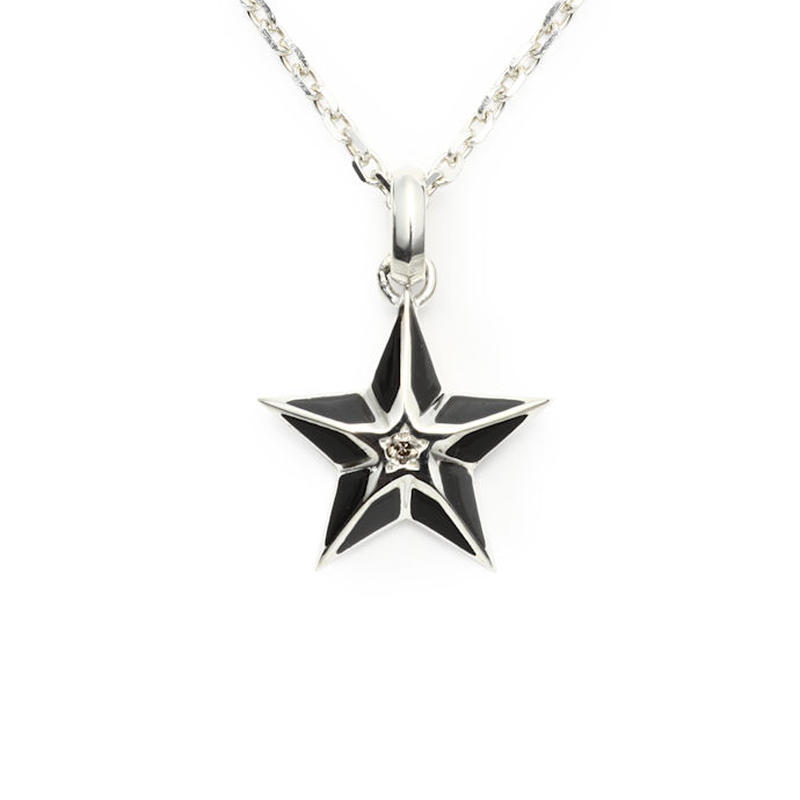 Shadow Star Pendant - L