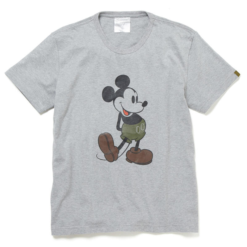L.W MICKEY MOUSE TEE