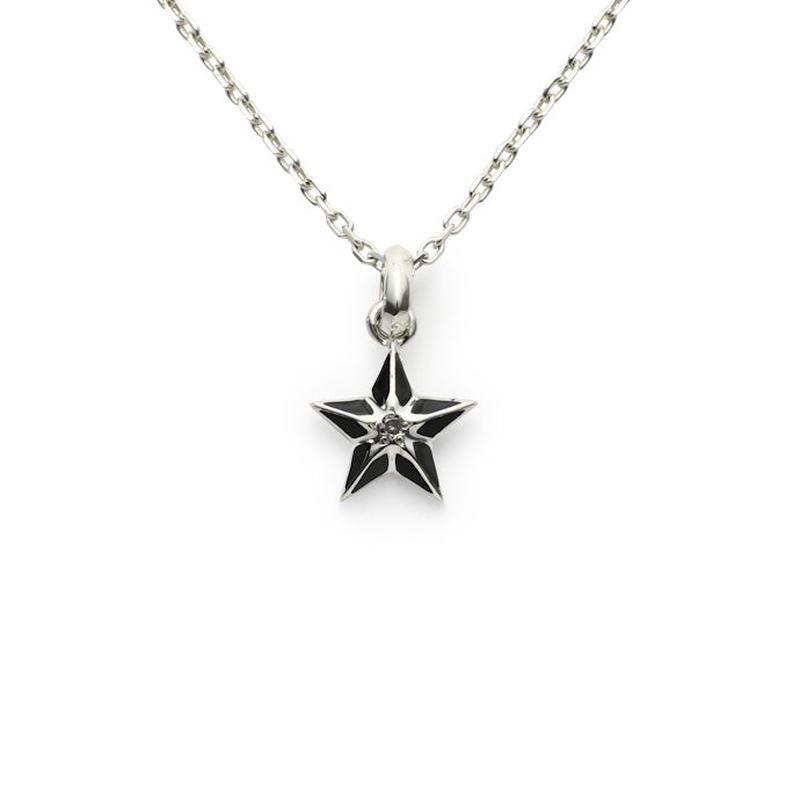 Shadow Star Pendant - S