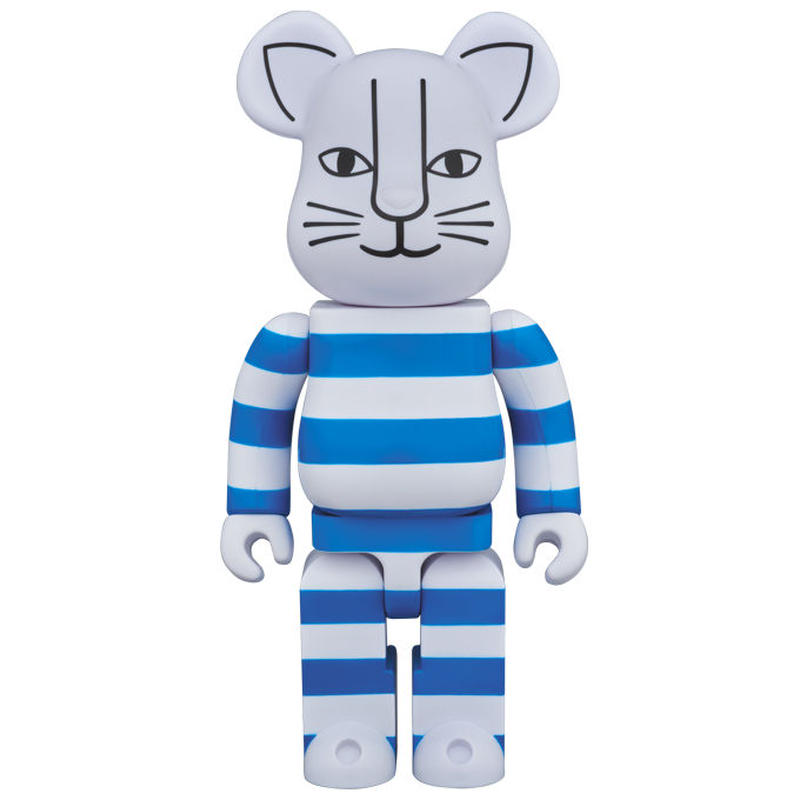 """BE@RBRICK """"MIKEY"""" BLUE Ver. 400%"""