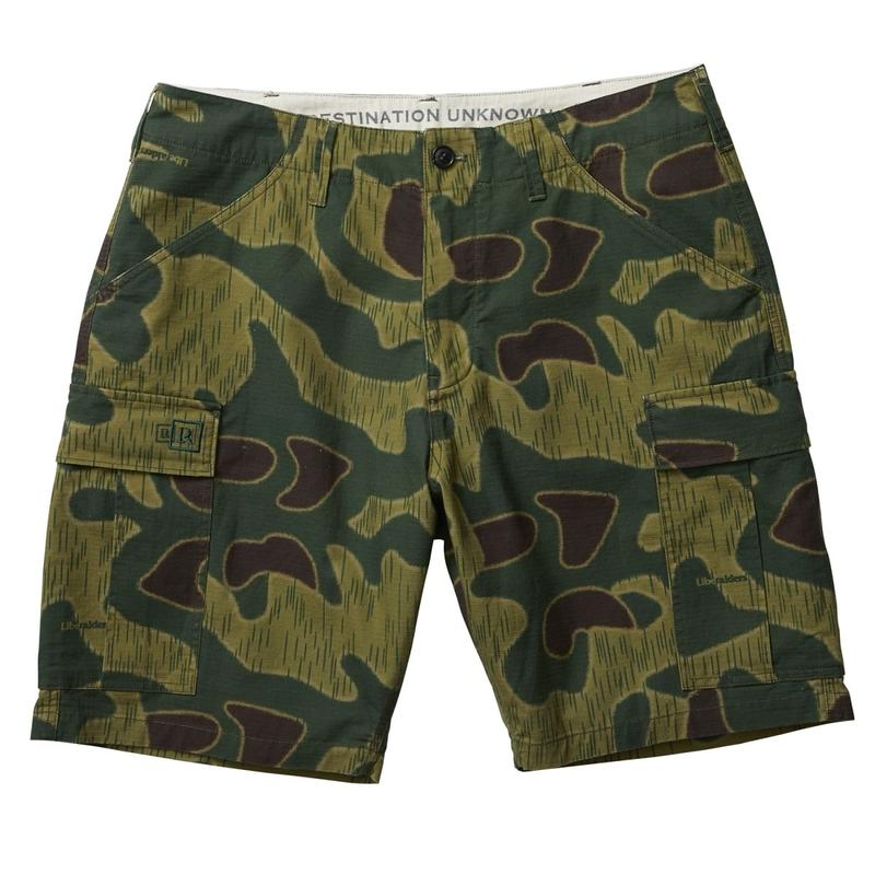 6 POCKET ARMY SHORTS