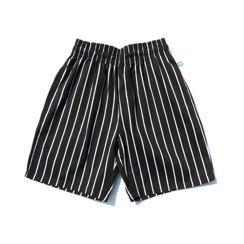 Chef Short Pants - Pinstripe