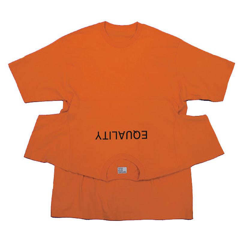 EQUALITY T-Shirt #Orange