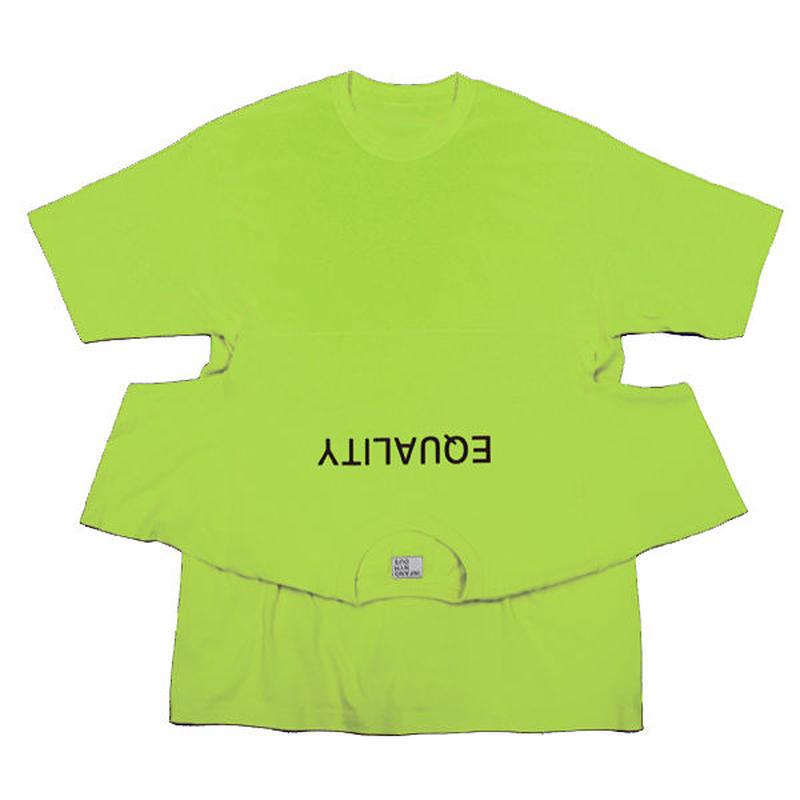 EQUALITY T-Shirt #Lime