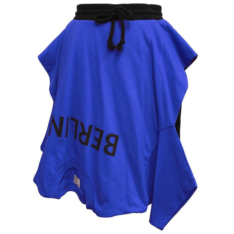 BERLIN Skirt #Blue