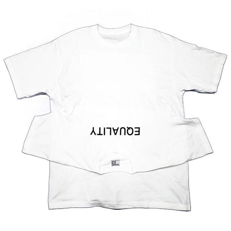 EQUALITY T-Shirt #White