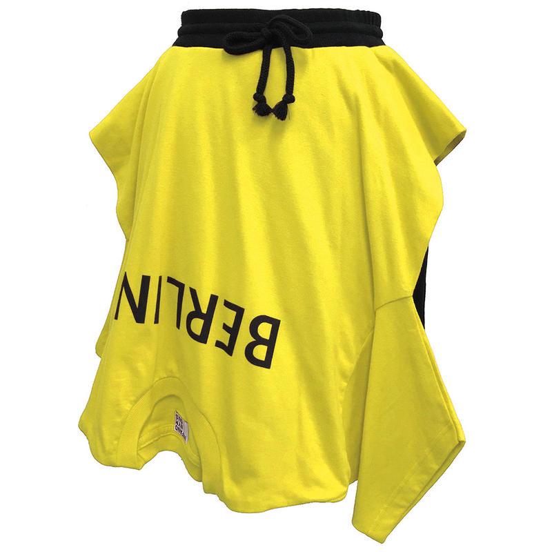 BERLIN Skirt #Yellow