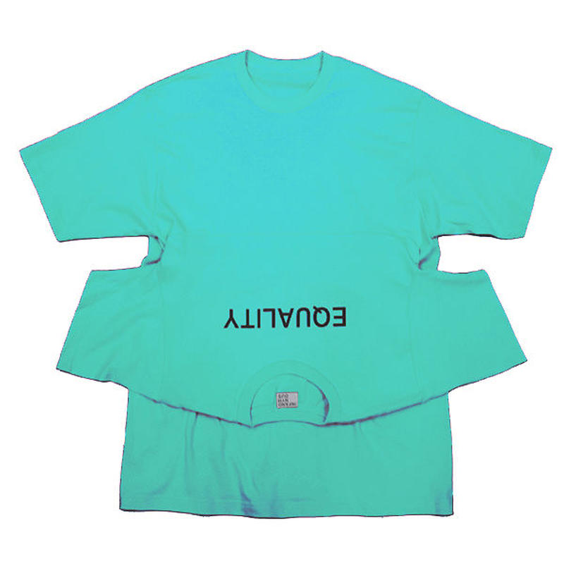 EQUALITY T-Shirt #Mint