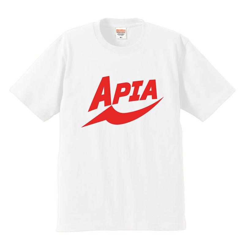 APIA Tシャツ【ホワイト】