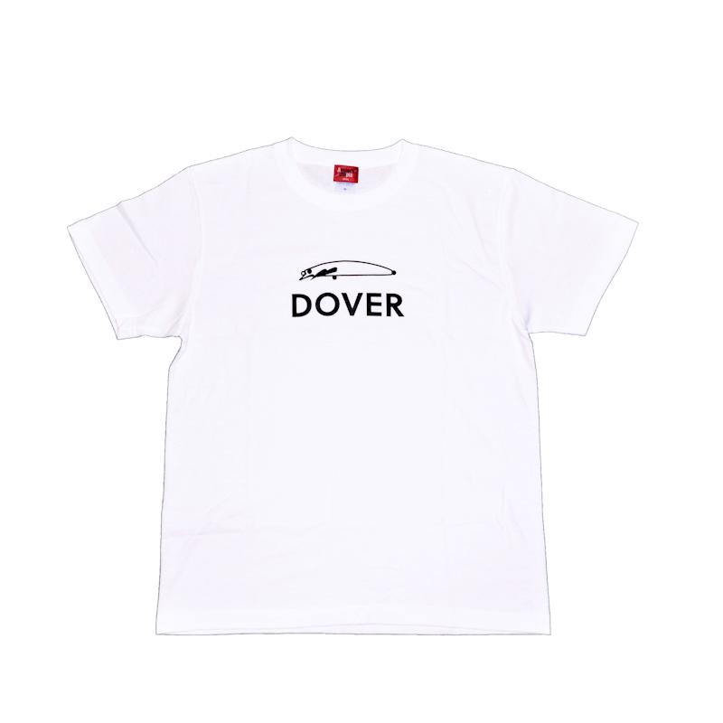 APIA ルアーTシャツ  DOVER  [ホワイト]  ー