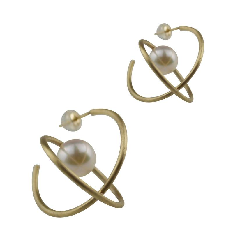 eternal pierced earrings L
