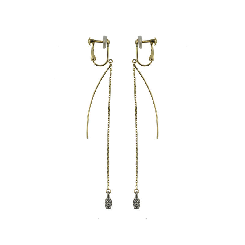 tears earrings(OV)