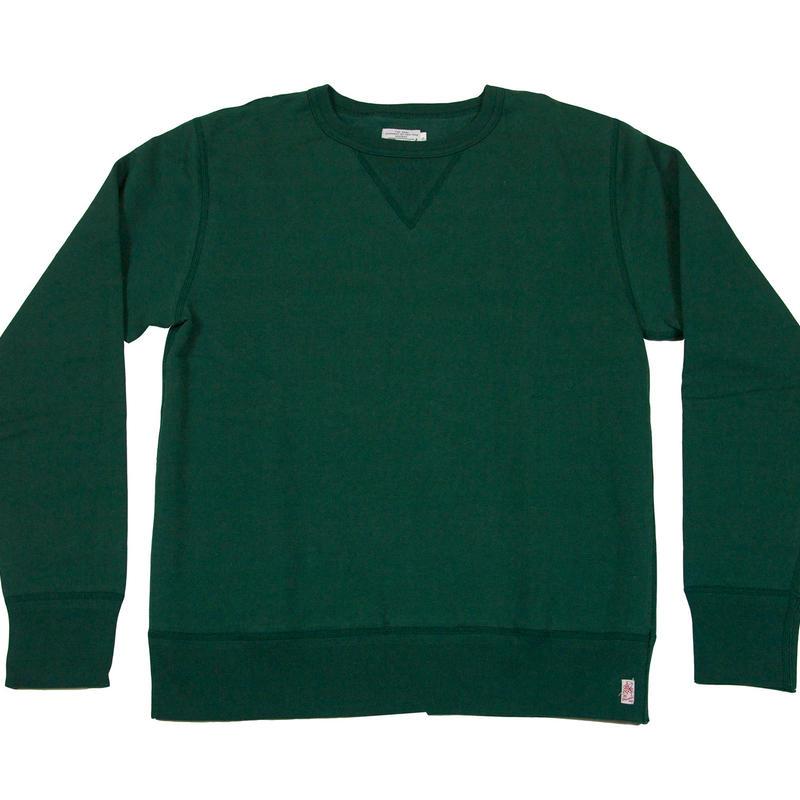 10.5 oz. STANDARD CREW SWEAT -GREEN-