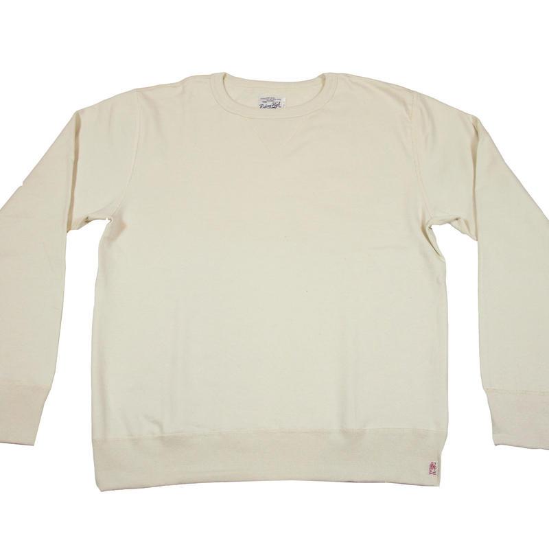 10.5 oz. STANDARD CREW SWEAT -COOL WHITE-