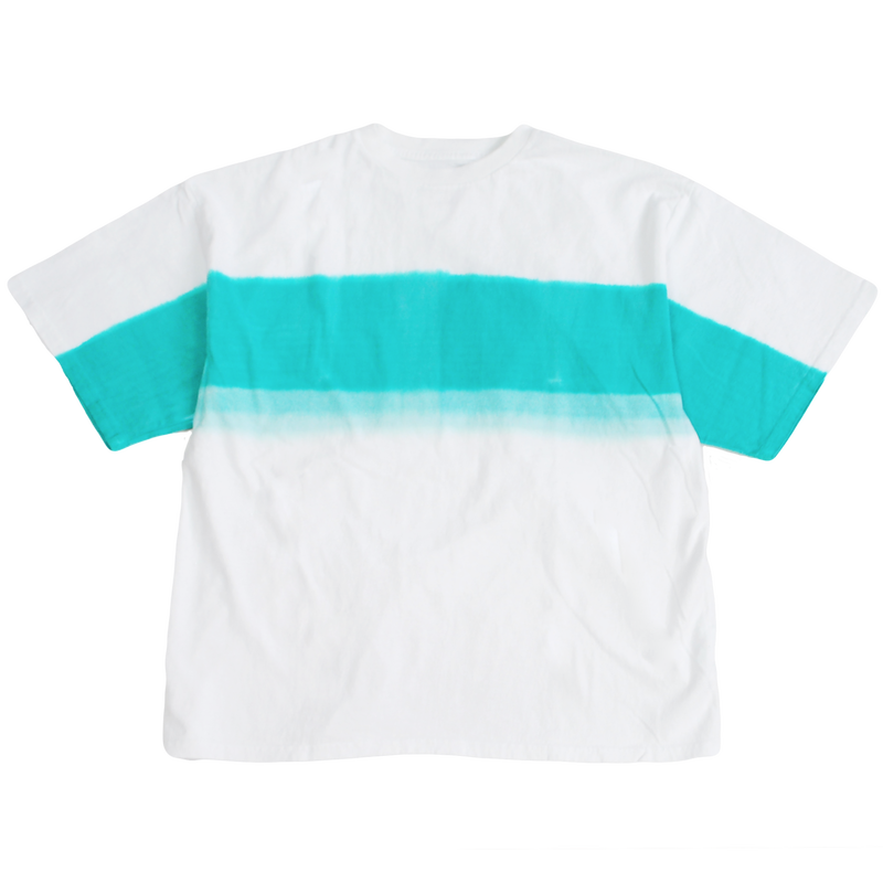 ※SP DYED LINE S/S TEE  -MINT GREEN- R191-0108