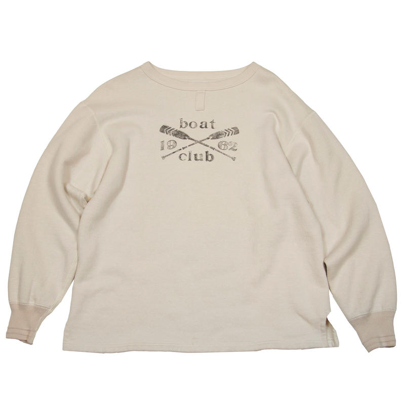 ※BOAT CLUB CREW -NATURAL-