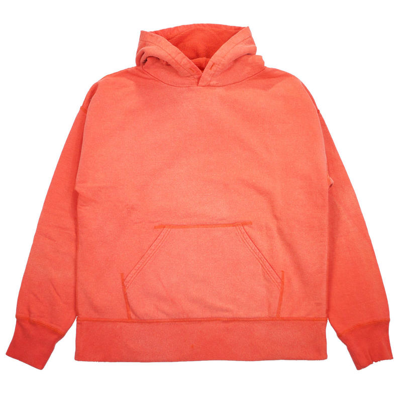 ※SUNBURN PROCESSING PARKA -ORANGE- R7VT001