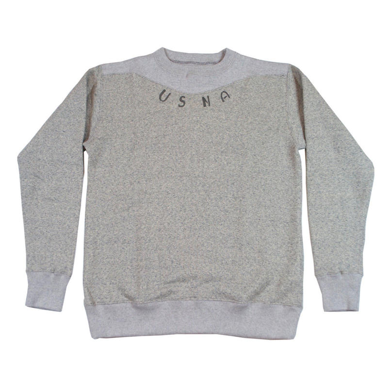 ※RECYCLE WOOL FLEECE CREW