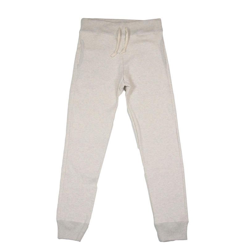 ※LOOPWHEEL SWEAT PANTS -OATMEAL- R185-0501