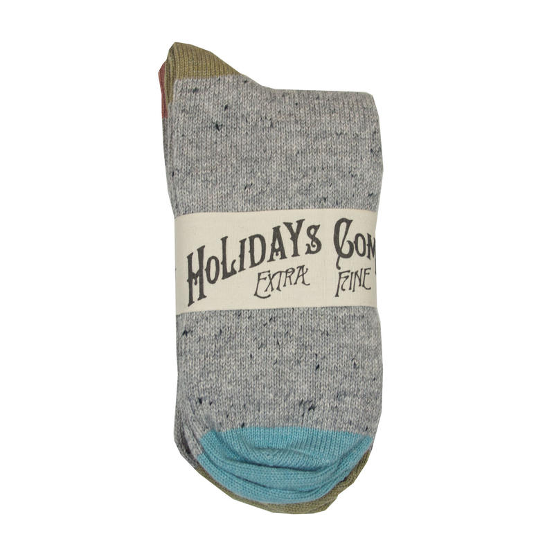 HOLIDAYS SOCKS SET(B) H185-0707