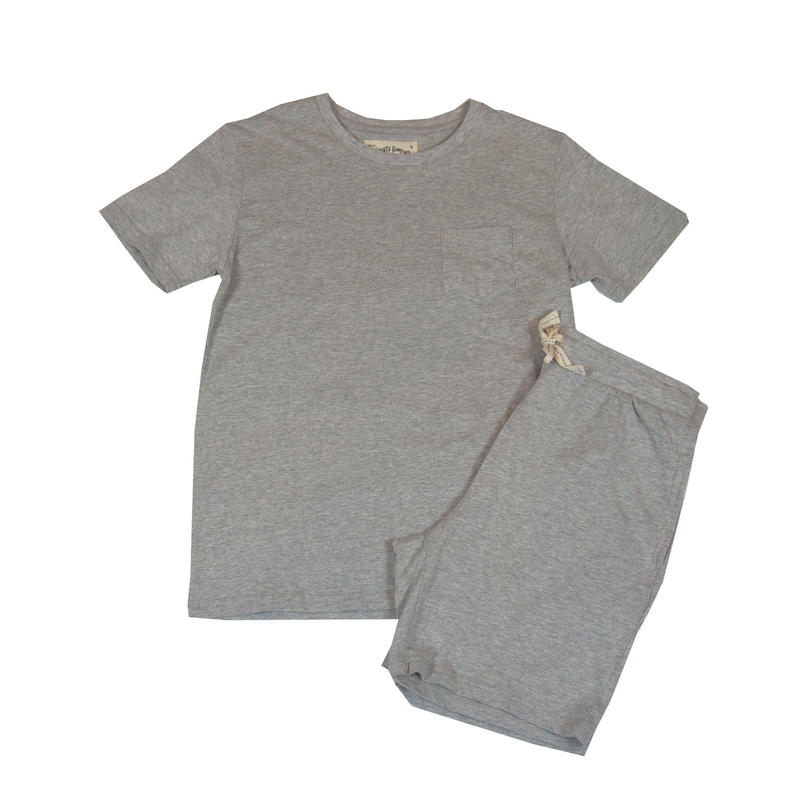 ※JERSEY T-SHIRT SET -MIX GRAY-