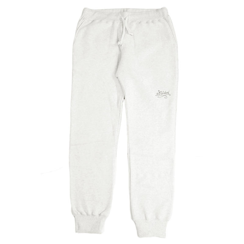 ※LYOCELL FLEECE RIB PANTS STANDARD -OATMEAL- H183-0502